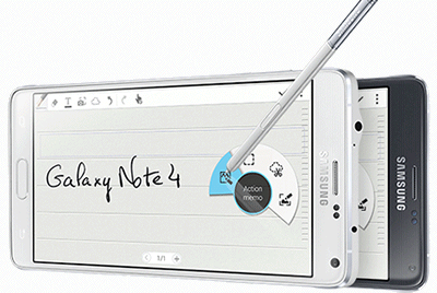 Note 4 reconditionne avec stylet