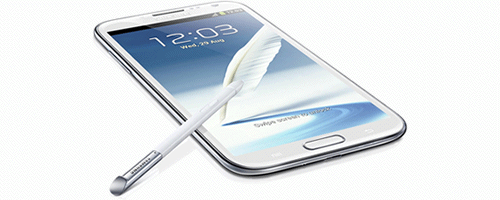 Ecran Galaxy Note N7000